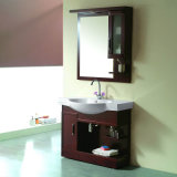 OEM Best Quality Company High Quality Wholesale Portable Wood Bathroom Cabinet
