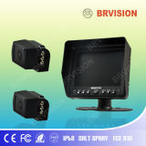 Rear View Parking System with 5 Inch LCD Display