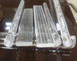 Matured Technology PMMA Acrylic Rod Plastic Extrusion Production Machinery