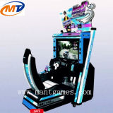 racing car game machine