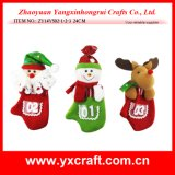 Christmas Decoration (ZY14Y502-1-2-3) Christmas Gift Decoration Outdoor Christmas Reindeer Decorations