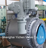 Crude Oil Heavy Duty Motor Operated Ball Valve
