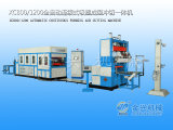 Vacuum Forming Cutting Stacking Machine (XC800/1200)