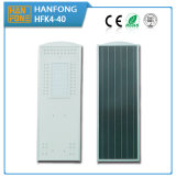 Newest Integrated 40W All in One Solar LED Street Light