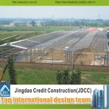 Easy Install and Low Cost Prefab Light Steel Structures