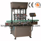Fully Automatic Filling Machine 4 Nozzle for Viscosity Liquid