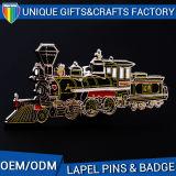 Custom Metal Lapel Pin - Trucks, Tractors, Train & Bus Pins & Emblems