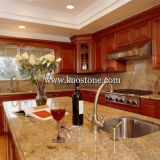 Golden Yellow Kitchen Top/ Stone Kitchen Islands