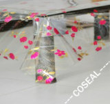 Plastic PVC Designed Table Cloth