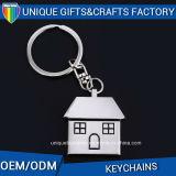 Factory 's Price Custom House Shape Key Chain