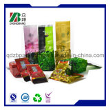 Custom Pinted Foil Small Heat Seal Empty Tea Bag
