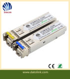 1.25g 20km 1550t/1310r Bi-Di SFP Optical Transceiver