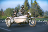 Euro4 397cc Retro/Vintage/Nostalgia Classic Motorcycle Side Car/Family Side Motorbike/Family Side Trike/ Family Side Tricycle/Motorcycle ECE/Coc Street Legal