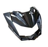 Carbon Fiber Front Fairing for Kawasaki Z750r 2011