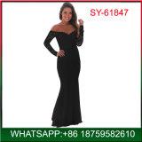 Wholesale Woman Evening Dresses Lady Elegant Party Long Dresses