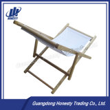 L004 Wooden Folable Reclining Beach Chair