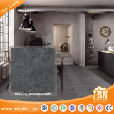 Full Body Gres Rustic Grey Color Floor Porcelain Tile (JR6520)