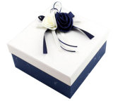 Wholesale Cardboard Jewelry Gift Box/Wedding Paper Package