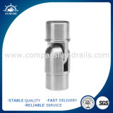 Stainless Steel Sanitary Pipe/Tube Fittings Different Degrees Elbow