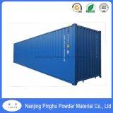 Blue Anti-Corrosive Polyester Powder Coating