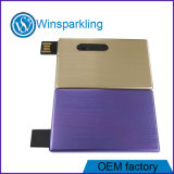 Full Color Printing Credit Card USB Flash