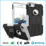 Double Layer Shockproof Hybrid Armor Case for iPhone 8