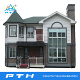 China Manufacture Low Cost Modular Light Steel Villa House