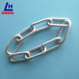 9mm DIN763 Weld Electro Galvanized Link Chain