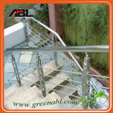 Stainless Steel Outdoor Stairs Handrail Design DD115