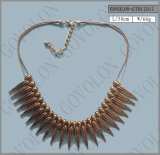 Women′s Alloy Jewelry Necklace
