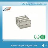 Permanent N50 Rare Earth Block NdFeB Magnet