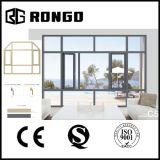 Rongo Aluminum Casement Window with Double Glazing