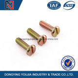 China Supplier Stainless Steel Slotted Flat Head Machine Screws