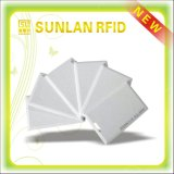 13.56MHz /125kHz RFID Blank Card with Barcode/Qr Code/Laser Mark (SL-1103)