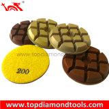 Resin Diamond Polishing Pad for Polishing Stone and Concrete Floor