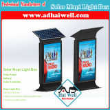 Solar Mupi Light Box Advertising Light Box