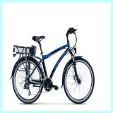 High Range Electric Bicycle with Lithium Battery (CB-26MT03)