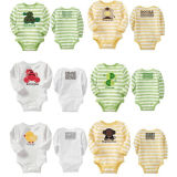 Lovely Animal Pattern New Design Baby Romper