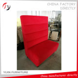 Comfortable Restaurant Upholstered Fabric Booth Sofa (BS-1)