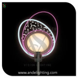 LED Street Pole Motif Light for City Decoration