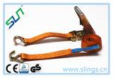 SLN RS40 Ratchet Strap with Hooks (2T)