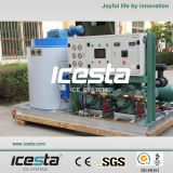 Icesta 15 Tons Dry Flake Ice Machine for Fishery