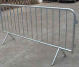 Crowd Control Barrier for Stage