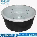 2017 Monalisa Outdoor Whirlpool Massage SPA Round Hot Tub (M-3506)
