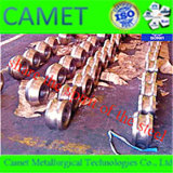 Cast Iron Roll Rings for Seamless Tube Rolling Mill