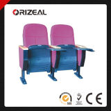 Orizeal Auditorium Seats with Plastic Writing Tablet (OZ-AD-127)