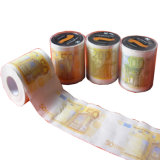China Supplier of Money Printed Toilet Paper