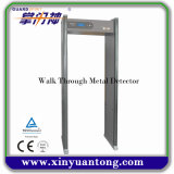 18 Zones Walk Thru Security Metal Detector