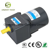 40watt 90mm with Square Gearhead AC Induction Gear Motor
