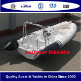 Rigid Inflatable Boat of Rib580A
